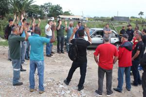 Com greve, proposta de abono salarial da Harsco chega ao mesmo valor da Gerdau