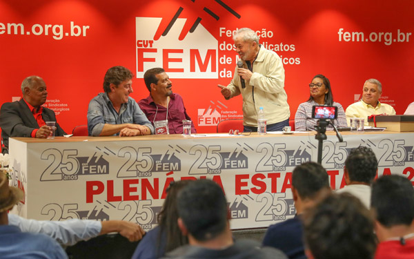 Foto: Ricardo Stuckert-Instituto Lula