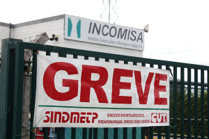 Incomisa entra em greve pela Campanha Salarial