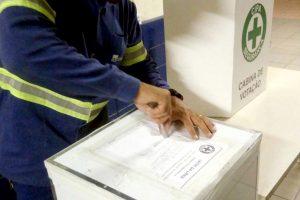 Trabalhadores da Gerdau elegem Cipa do setor de Cilindros