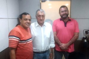 Vito elogia governo Dilma Rousseff em entrevista para Herivelto Vela