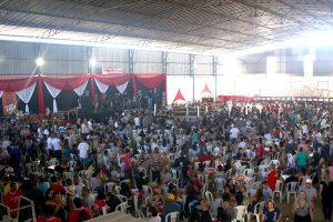 Festa dos metalúrgicos de Pinda atrai 7 mil pessoas no Dia do Trabalhador