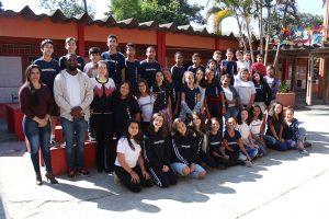 Sindicato ajuda projeto da escola Ismênia, um das 10 melhores do Estado