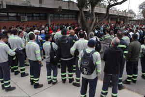 Paralisação na Tenaris Confab discute programas para evitar demissões