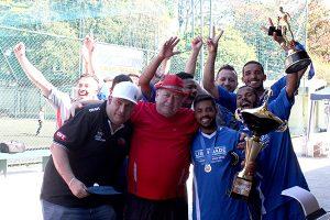 Confab é a campeã do 1º Torneio Metalúrgico de Futebol Society