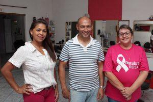 """Sindicato realiza campanha """"Look Novo"""" para ajudar mulheres com câncer"""