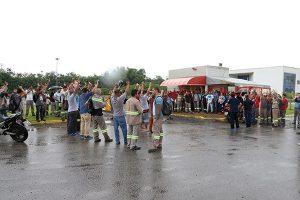 Trabalhadores da Appiani param produção por 1 dia em protesto por rescisões