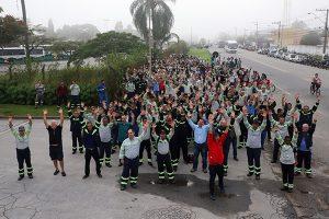 Tenaris Confab entra em greve contra demissões em massa