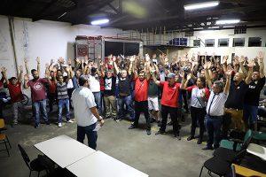 Metalúrgicos de Pinda aprovam proposta da Campanha Salarial