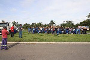 Trabalhadores da GV do Brasil aprovam abono salarial
