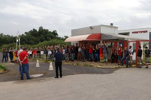 Trabalhadores da Martifer aprovam proposta e encerram greve