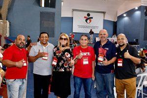 Pinda participa do 15º Congresso Estadual da CUT