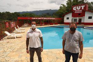 Sindicato reabre Clube de Campo com restrições
