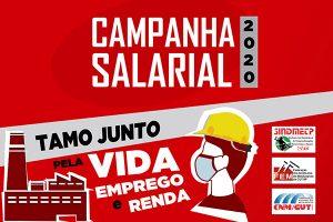 Assembleia aprova proposta da Campanha Salarial 2020