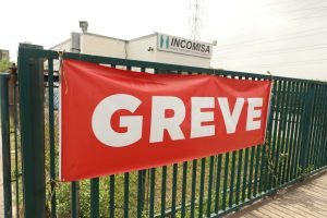 Trabalhadores da Incomisa entram em greve pela Campanha Salarial