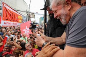 Lula retoma direitos políticos e hoje ações de Moro serão julgadas