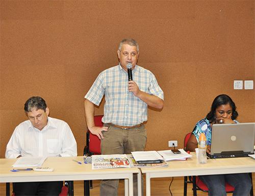 Dr. Oliveira, Biro e Paixão - crédito: Mídia Consulte