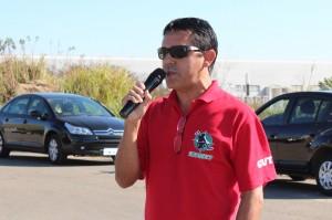 "O dirigente sindical de base José Ivanez - ""Gato"""