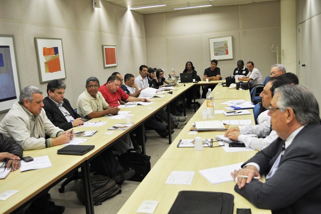 12.08.13 Campanha Salarial.1ª Reunião FEM e Grupo 2.Crédito Mídia Consulte
