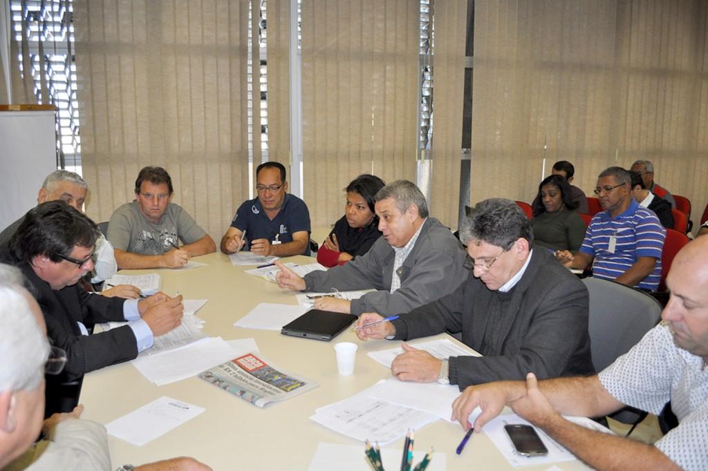Campanha Salarial - 2ª Rodada de negociação com Grupo 8, no dia 20 de agosto (Crédito Mídia Consulte)