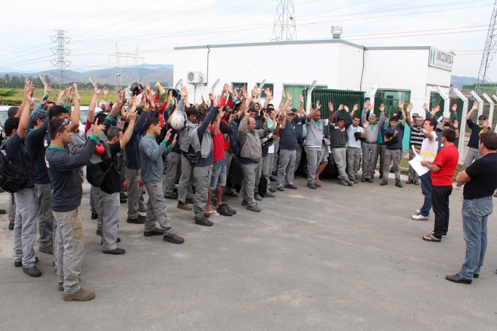 Trabalhadores do turno da tarde também aprovaram por unanimidade a proposta conquistada