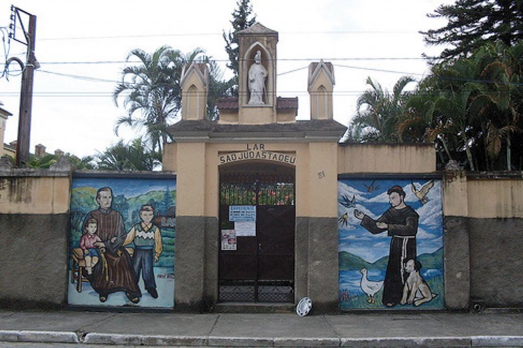 Lar São Judas Tadeu (Foto: Portal Vale News)