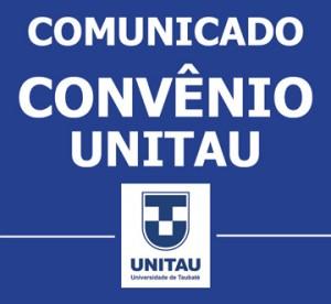 12.02.14 Comunicado Convênio Unitau