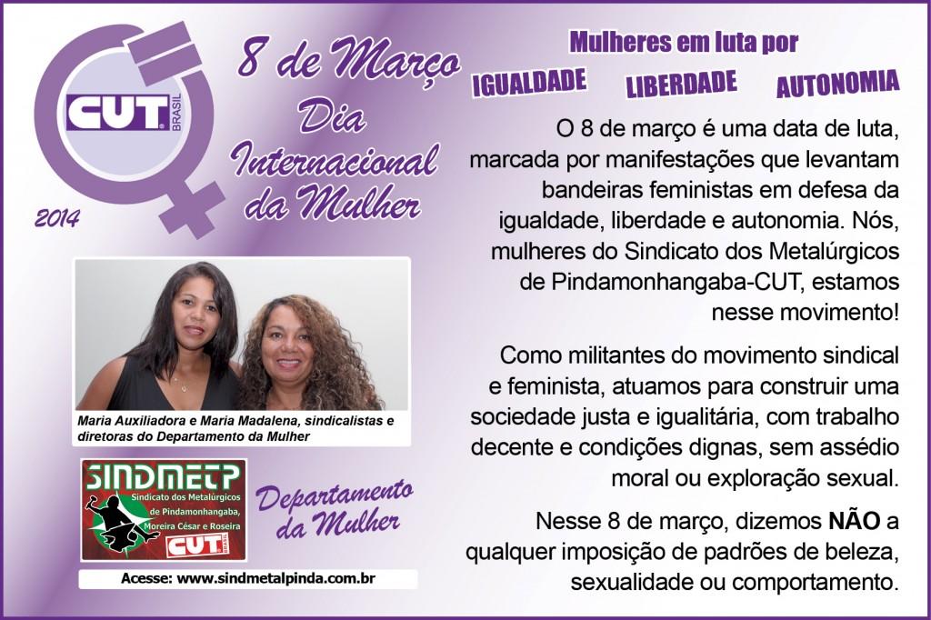 07.03.14 Campanha Dia Internacional da Mulher-10x15