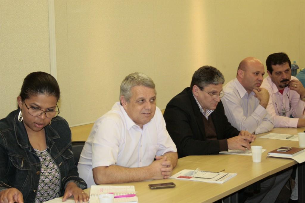 Rodada de negociação G3, na sede do Sindipeças (Crédito Mídia Consulte)