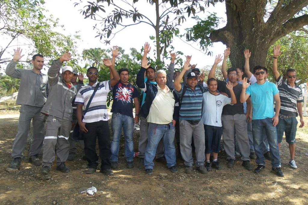 Assembleia com trabalhadores da Minotauro aprova proposta de 8% de aumento salarial