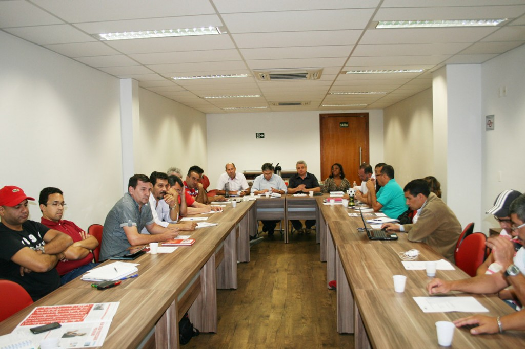 Reunião da Executiva FEM-CUT/SP no dia 29 de outubro - foto: Mídia Consulte