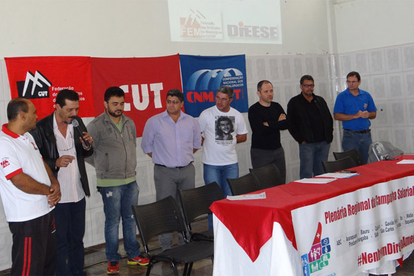 Abertura da Plenária em Monte Alto (foto: Erika Cristina/São Carlos)