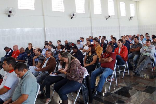 foto: Erika Cristina/Sindicato dos Metalúrgicos de São Carlos