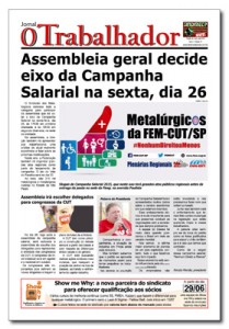 Edição 73, junho de 2015