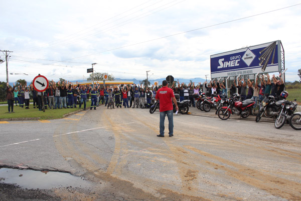 Assembleia aprovou proposta que resultou da greve de dois dias realizada em setembro