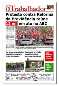 Jornal O Trabalhador.Edição 89.Dezembro de 2016.indd
