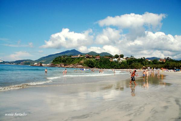 Praia do Tenório, uma das mais procuradas e que fica pertinho da colônia de férias (foto de Sonia Furtado no flickr em fevereiro 2012)