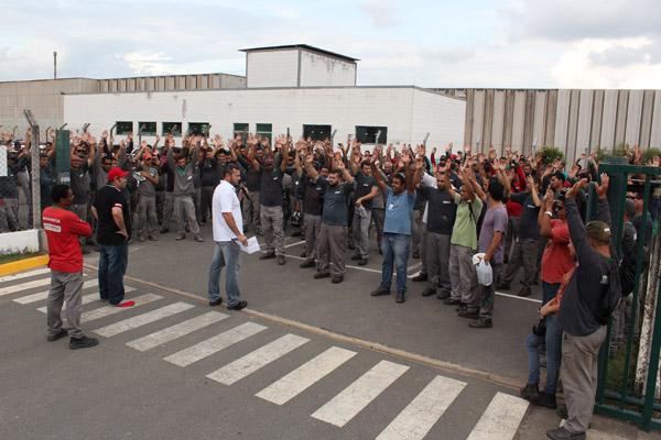 Proposta foi aprovada por unanimidade pelos trabalhadores