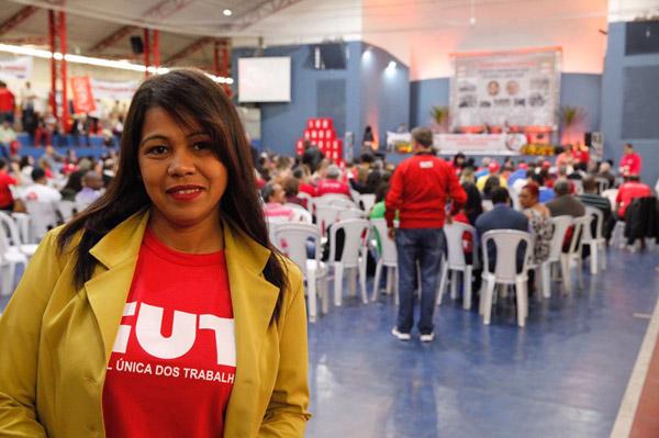 A sindicalista de Pinda, Maria Auxiliadora
