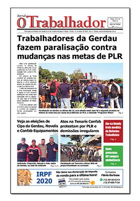 Jornal O Trabalhador