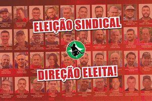 Metalúrgicos de Pinda elegem nova diretoria do sindicato, com 18% de renovação