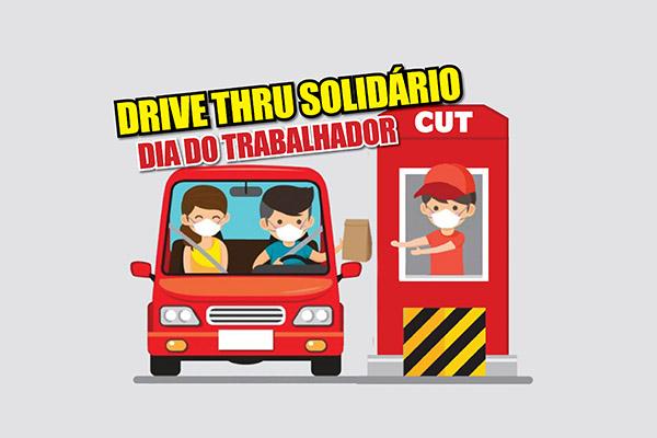 1º de Maio terá lives e Drive Thru solidário em Pindamonhangaba