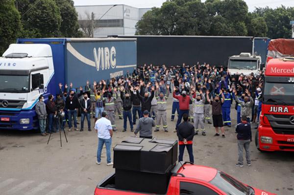 Trabalhadores da Latasa ameaçam entrar em greve pela PLR